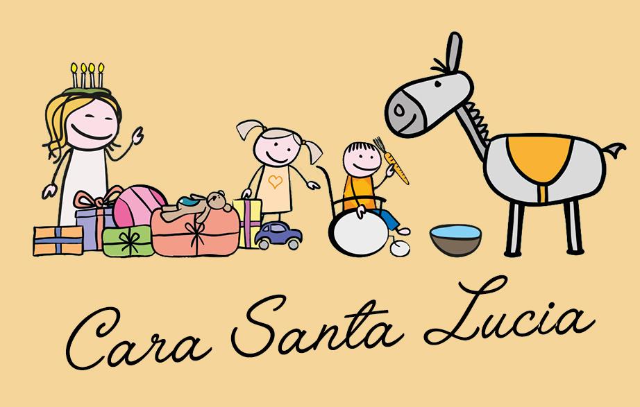 Cara Santa Lucia Associazione Casa Del Sole Onlus Dal 1966